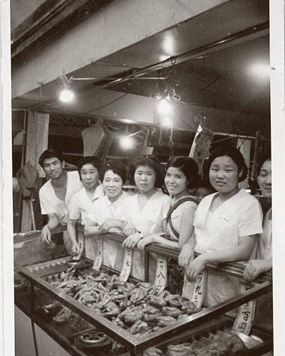 吉塚市場、変わります。