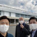 いざ、鹿児島・熊本へ